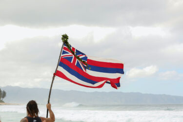 ハワイ州の旗にイギリス国旗のユニオンジャックが入っている理由