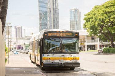 オアフ島の公共バス『TheBus』が便利!