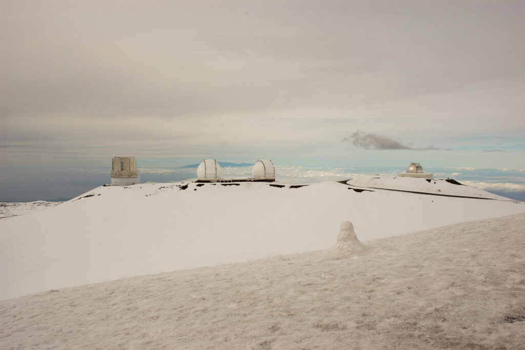 各国の大型望遠鏡たち