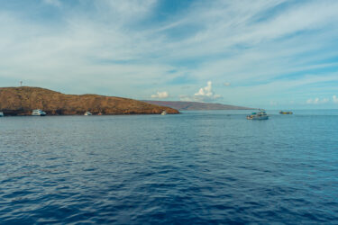 モロキニ島でスノーケリング~ラハイナ観光(マウイ島旅行1~2日目)